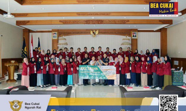 Kunjungan Mahasiswa Universitas Muhammadiyah Yogyakarta