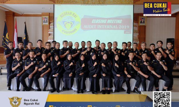 Closing Meeting Audit Internal ISO 9001:2015