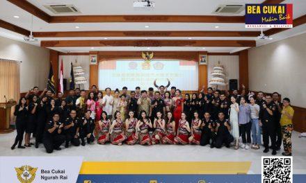 Penutupan Kelas Mandarin Untuk Pegawai Bea Cukai Ngurah Rai Periode ke-6