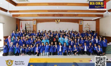 Kunjungan Mahasiswa Fakultas Bahasa Inggris, Ekonomj dan Matematika IKIP Budi Utomo Malang