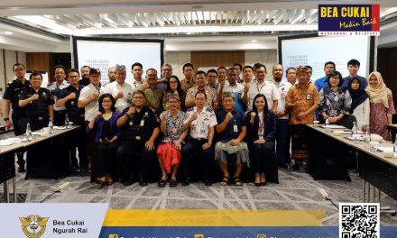 Rapat 'Koordinasi Transhipment Kargo Udara di Bandar Udara Internasional I Gusti Ngurah Rai'