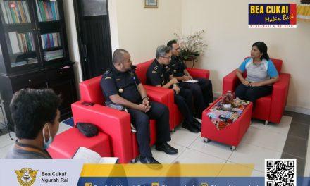 Kunjungan ke Badan Pusat Statistik (BPS) Pemerintah Kabupaten Badung, Jalan Raya Darmasaba No.28, Abiansemal, Kabupaten Badung