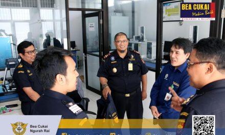 Evaluasi Unit Pelayanan Publik (EUPP), KEMENPAN-RB tinjau pelayanan publik di KPPBC TMP Ngurah Rai.