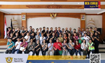 Komitmen dalam memberikan Pelayanan Prima, Bea Cukai Ngurah Rai selenggarakan Public Hearing Standar Pelayanan