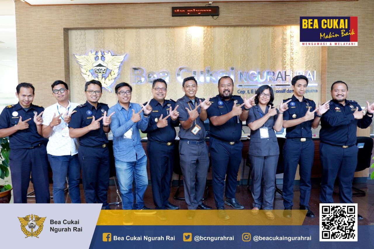 Badan Pusat Statistik (BPS) Kabupaten Badung lakukan 'Survei Hasil Pelaksanaan Reformasi Birokrasi Tahun 2019 Unit Pelayanan Publik'