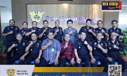 Evaluasi Penyelenggaraan Zona Integritas dalam rangka menuju Wilayah Bebas dari Korupsi (WBK) Kawasan Bandar Udara Internasional I Gusti Ngurah Rai terhadap Kantor Bea Cukai Ngurah Rai.