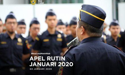 Apel Awal Tahun 2020