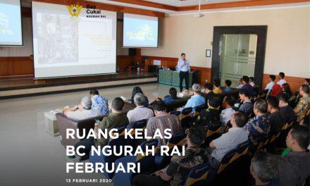 Bea Cukai Ngurah Rai selenggarakan Sosialisasi dan Kelasa Kepabeanan serta Forum Diskusi bersama Pengguna Jasa