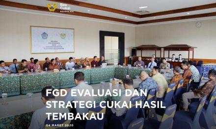 Focus Group Discussion (FGD) Cukai Hasil Tembakau