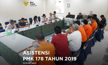 Rapat Asistensi bersama  Pengusaha Tempat Penimbunan Sementara (TPS)