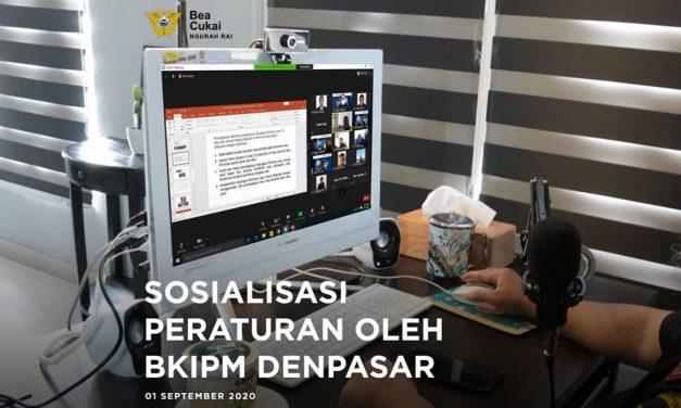 Sosialisasi Peraturan Oleh BKIPM Denpasar