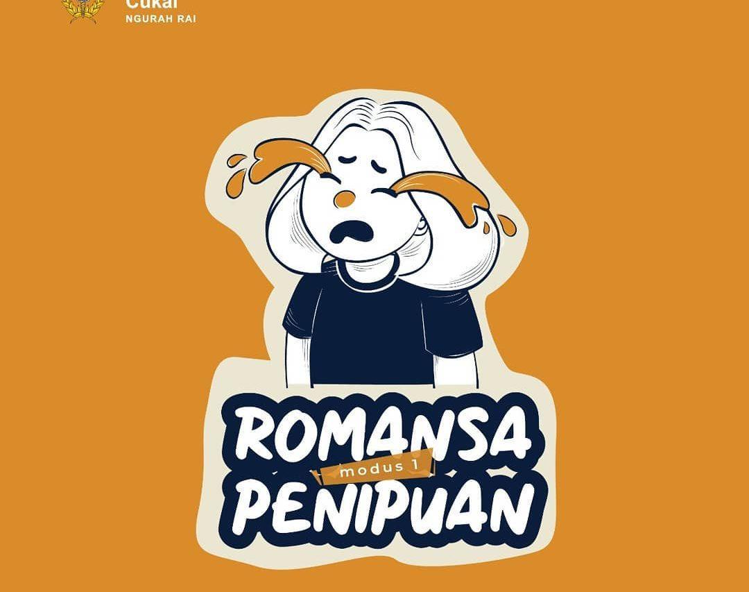 Romansa Penipuan – Modus 1