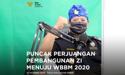 Transformasi Birokrasi, Bea Cukai Ngurah Rai Jalani Evaluasi Lapangan WBBM.