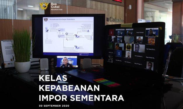 Bea Cukai Ngurah Rai selenggarakan Kelas Kepabeanan Impor Sementara untuk pengguna jasa