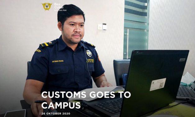 Customs Goes to Campus: Kepabeanan dan Pariwisata