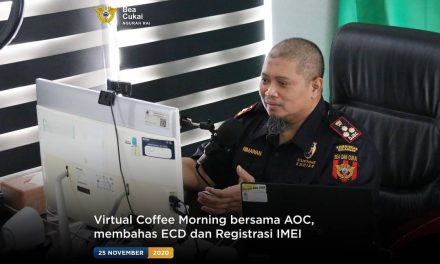 Virtual Coffee Morning Bersama AOC