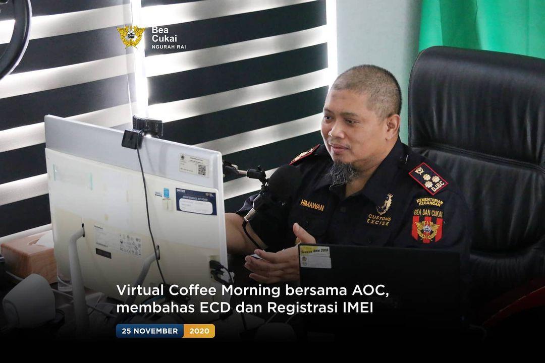 Virtual Coffee Morning Bersama AOC