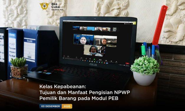 Kelas Kepabeanan: Tujuan dan Manfaat Pengisian NPWP Pemilik Barang pada Modul PEB