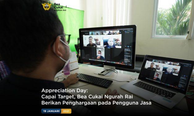 Appreciation Day – Pengguna Jasa Bea Cukai Ngurah Rai