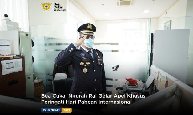 Apel Khusus Peringati Hari Pabean Internasional