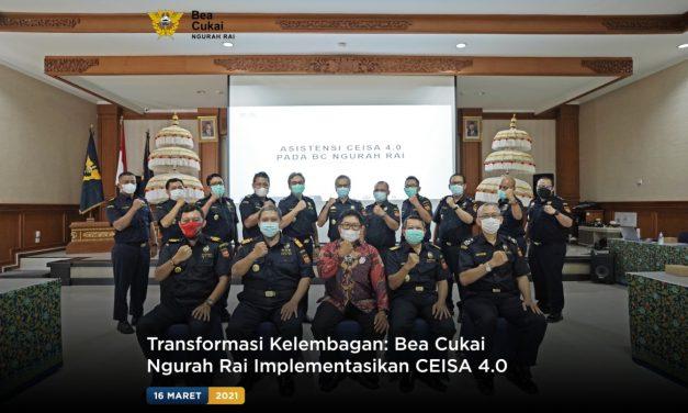 Asistensi CEISA 4.0 Layanan Impor Tahap I Dipimpin Oleh Direktur Informasi Kepabeanan dan Cukai
