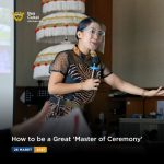 Pelatihan bertajuk 'Master Class: How to be a Great MC'