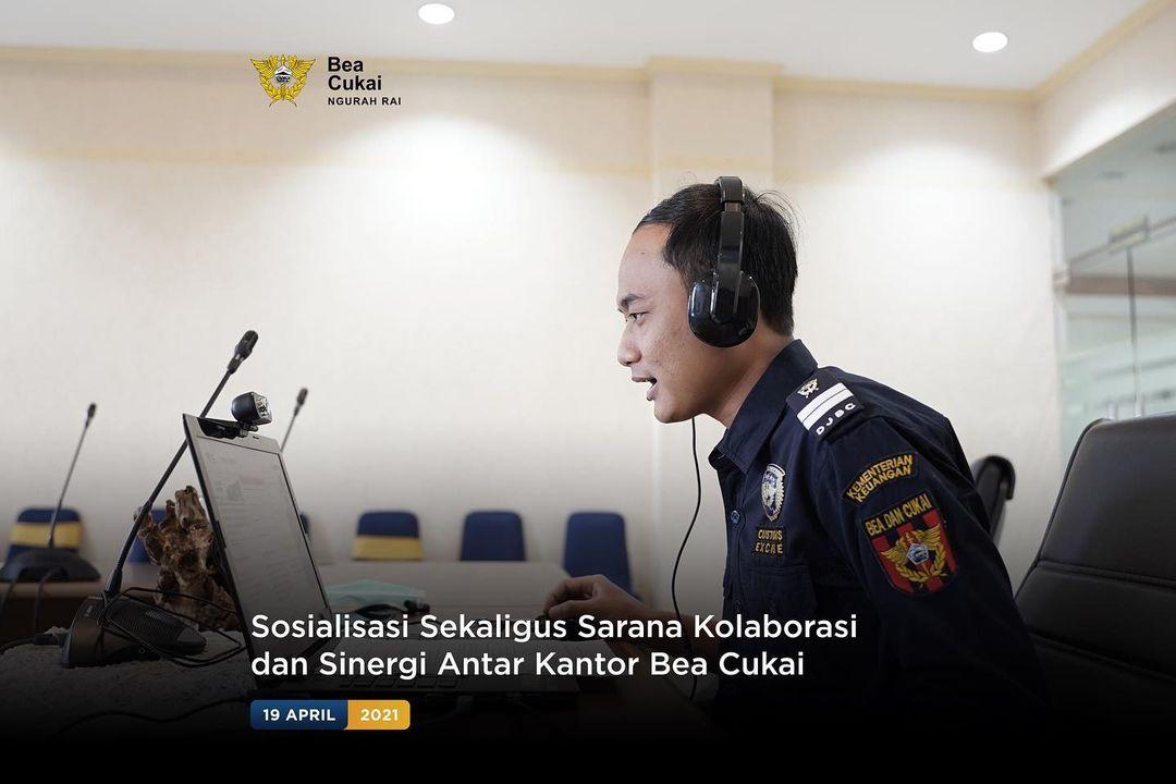 Sosialisasi Sekaligus Sarana Kolaborasi dan Sinergi Antar Kantor Bea Cukai
