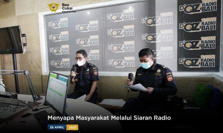 Menyapa Masyarakat Melalui Siaran Radio