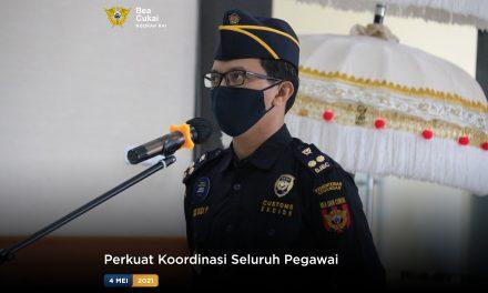 Perkuat Koordinasi Seluruh Pegawai