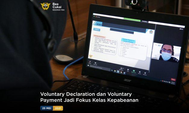 Voluntary Declaration dan Voluntary Payment Jadi Fokus Kelas Kepabeanan