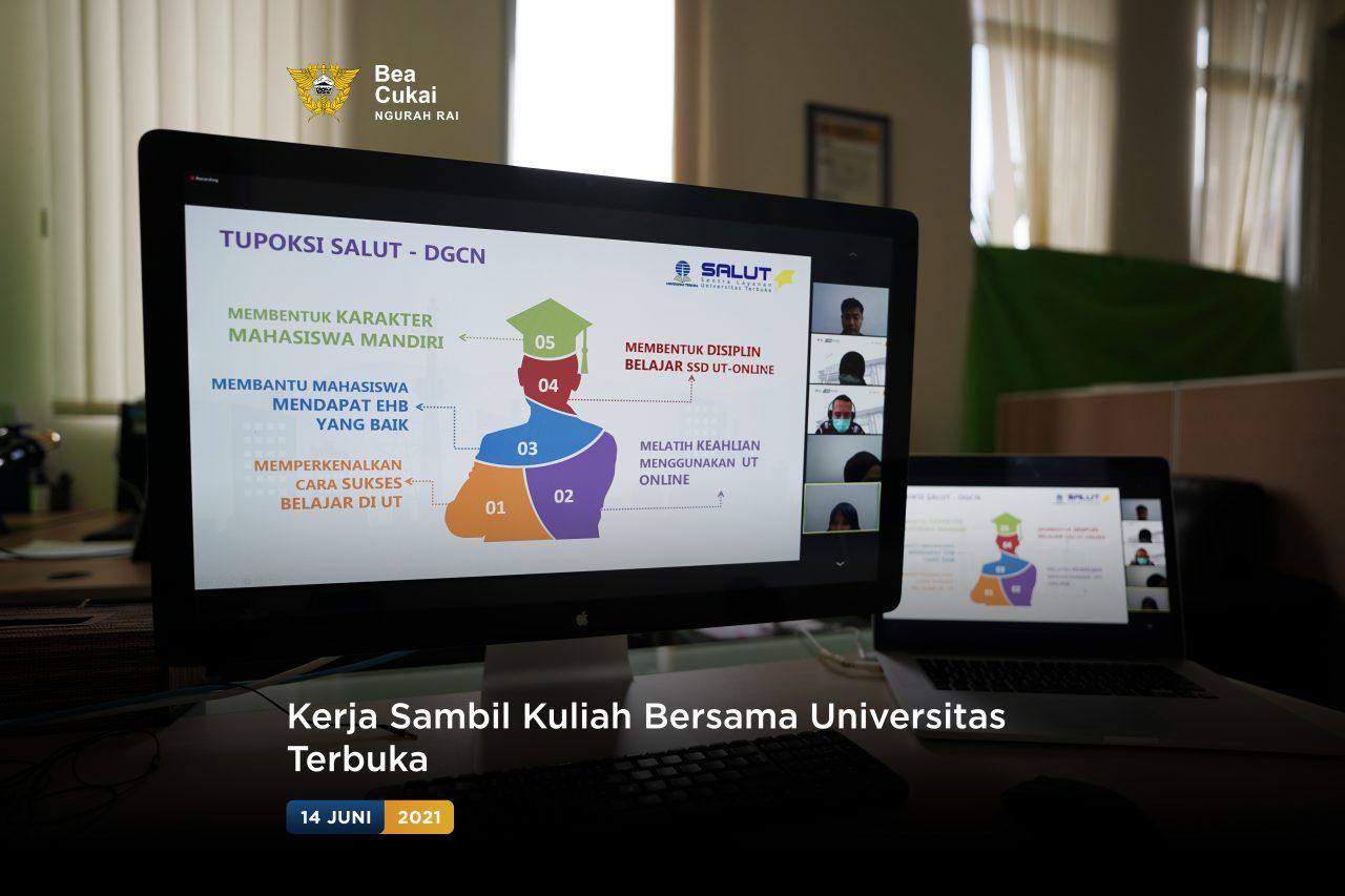Kerja Sambil Kuliah Bersama Universitas Terbuka