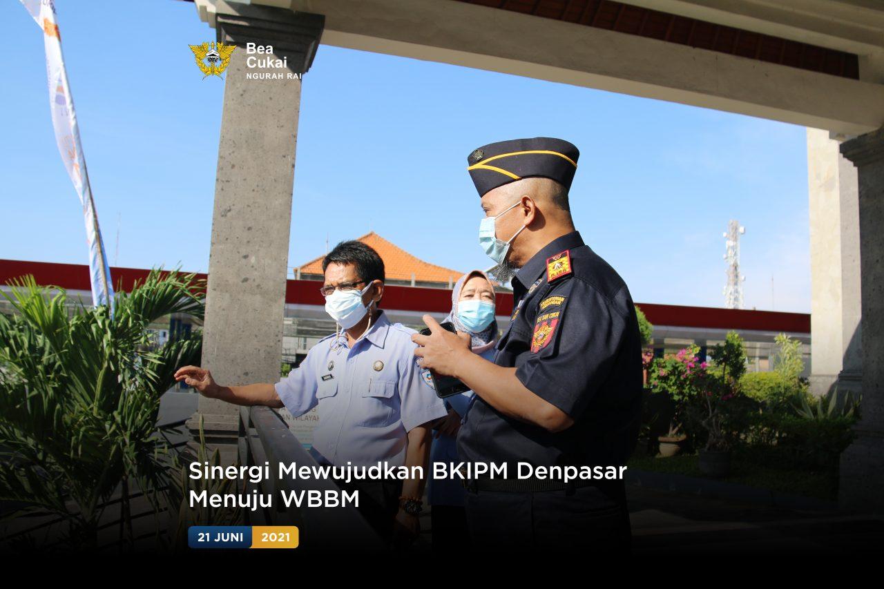Sinergi Mewujudkan BKIPM Denpasar Menuju WBBM