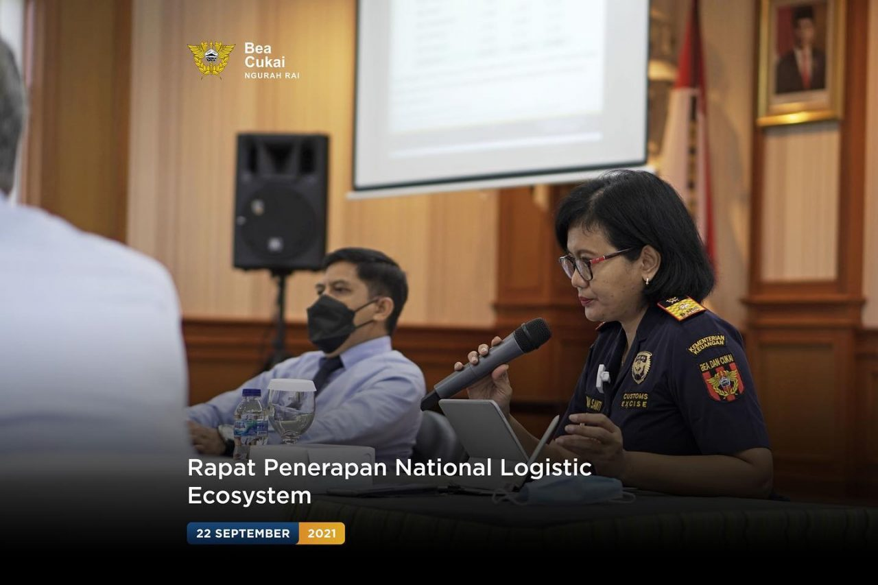 Rapat Penerapan National Logistic Ecosystem